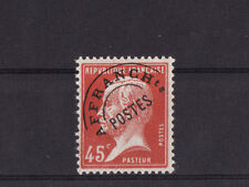 timbre France préoblitéré  Pasteur  45c   rouge    n° 67   **