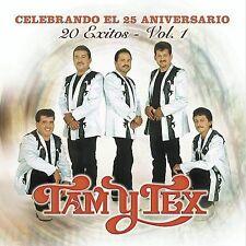 Tam Y Tex : 20 Exitos 1 CD