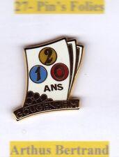 AB2# Pin's Arthus Bertrand neuf Imprimerie Gougenheim