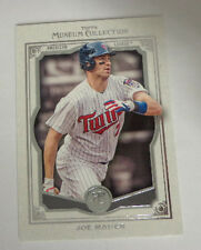 2013 Topps Museum Collection #36 JOE MAUER Twins *Mint & Free Shipping*