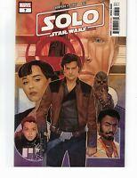 SOLO A STAR WARS STORY ADAPTATION NO. 7 MARVLE COMICS JUNE 2019
