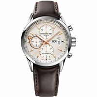 Raymond Weil  7730-STC-65025 Men's Freelancer  Silver Automatic Watch