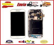 Pantalla Completa Para Samsung Galaxy S4 S 4 GT-i9505 Lcd Táctil Tactil Blanca