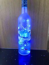 Grey Goose Bottle Light
