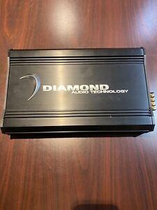 Diamond audio amplifier D3 400.4 Made In USA