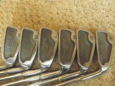 Men right handed regular steel custom Bob Toski International iron set 4-9