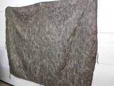 US Military Cold Weather Poncho Liner Blanket Woobie Digital Camo Camping Gear