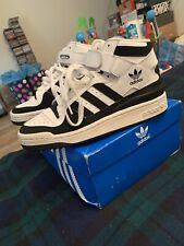 pretty nice dad31 4fed1 Mens Adidas Forum Mid Size 7.5