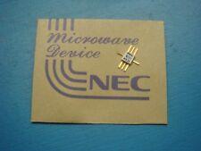 (1) NEC UPG101B MEDIUM POWER WIDE-BAND AMPLIFIER P1dB +18 dBm 50 MHz to 3GHz