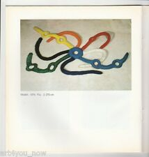 A. R. PENCK Paintings 1970'S Art Catalog in German Galerie Neuendorf B & W