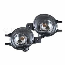 TOYOTA YARIS MK1 1999-2005 FRONT FOG LIGHT LAMPS 1 PAIR O/S & N/S