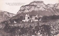 BARBY 309 environs de CHAMBERY le château de la bathie écrite 1916