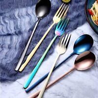 vaisselle l'acier inoxydable la vaisselle cuillères food fourchette soupe scoop