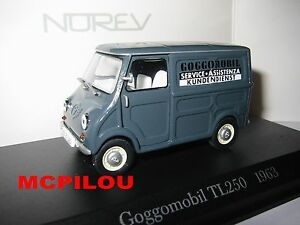 Norev Goggomobil TL250 Customer Service 1963 to the / Of 1 /43°