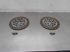 #6073 - 2008 08 Harley Touring CVO Ultra Classic  Floating Front Brake Rotors