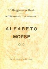 Alfabeto Morse 1927 MI - DVD