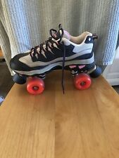Sketchers Womens Size 11 4 Wheelers Roller Skates/Roller derby