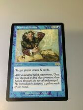 Stroke of Genius Urza's Saga MTG Magic the Gathering Rare NM!!