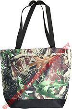 Tote Bag Purse Shopper Mossy Oak Camouflage Camo Embroidery Rhinestone Option