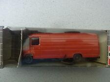 Herpa 4080 aus Sammlung MB 508D Feuerwehr Gerätewagen langer Radst. neutral OVP