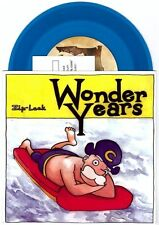 "Wonder Years/Fallen From the Sky ""split"" 7"" Tigers Jaw Title Fight Transit /700"