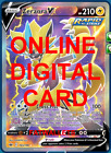 1X Zeraora V 165/198 Chilling Reign Pokemon Online Digital Card
