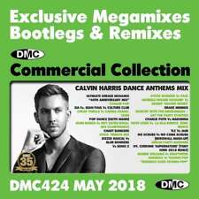DMC Commercial Collection 424 Double DJ Mixed Music CD Ft Avicii Tribute Megamix