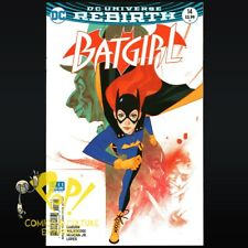 BATGIRL #14 Josh MIDDLETON Variant Cover B DC Comics NM Sold Out IN HAND Scan!