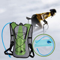 Outdoor 2L Bike Water Bladder Bag Camping Hiking Sport Water Portable Pouch  RAC