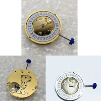 Replace Swiss Ronda 5021.D Watch Movement Quartz Movement 5 Pin Date at 6' Parts