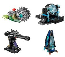 LEGO Infinity War Lot: Thresher, Turret, Space Station, Dropship 76103 76104