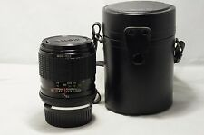 Sigma 135mm F3.5 Mini-Tele Multi-Coated MF for Olympus OM