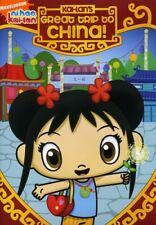 Ni Hao Kai-Lan: Kai-Lan's Great Trip to China [New DVD] Full Frame, Do