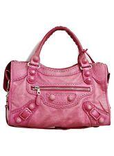 BALENCIAGA Giant City Bag Pink