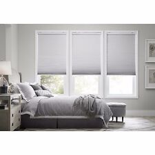 Real Simple® Cordless Blackout Cellular 32-Inch x 72-Inch Shade in White