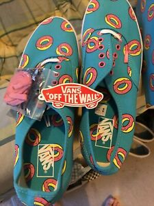 Vans Shoes Odd Futures Donuts Limited Edition Brand New In Box Size Mens 12 US