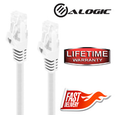 ALOGIC C6-01-White 3.2 ft Cat6 Network Cable