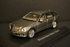 2013 Mercedes Benz E-Klasse Class C207 Coupe iridium silber 1:43 Kyosho Dealer