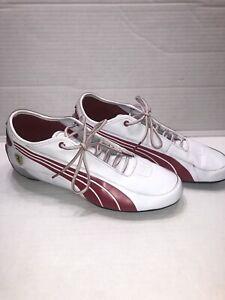 Men's Puma Ferrari Alekto Low L Fashion Sneaker Size 13
