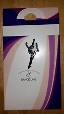 Danceline Seamless Fishnet Dance Tights Black or Tan. Various Sizes. UK Supplier