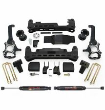 "ReadyLIFT44-2575-K 7"" SUSPENSION LIFT SYSTEM 2015-2018 FORD F-150 F150 7"" BLACK"