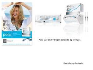Pola 6% Teeth Whitening Home System  Gel 3g Pack or multi buy