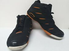 CONVERSE DWYANE WADE 1 Rare Black Orange SIZE 8.5. See Pictures for Condition