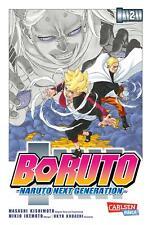 Boruto - Naruto the next Generation 2 - Deutsch - Carlsen Manga - NEUWARE