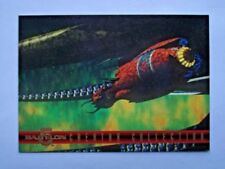 Babylon 5 Sci-Fi 1990s Collectable Trading Cards