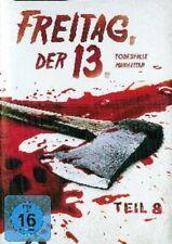 Freitag der 13. Teil 8 - Todesfalle Manhattan UNCUT DVD NeU7ovp