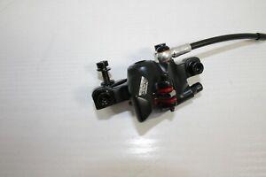 TEKTRO Auriga S.U.B. Bremssattel hydraulisch Disc schwarz  mit Belägen