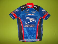 Shirt team US POSTAL SERVICE (XL) PEARL IZUMI 1999 PERFECT ! CYCLING Made in USA