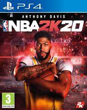 Videogioco PS4 NBA 2K20 Sony PlayStation 4 Gioco Nuovo Sigillato Originale