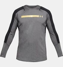 Under armour Men's UA Perpetual Fitted long sleeve t shirt L 42/44 chest bnwt